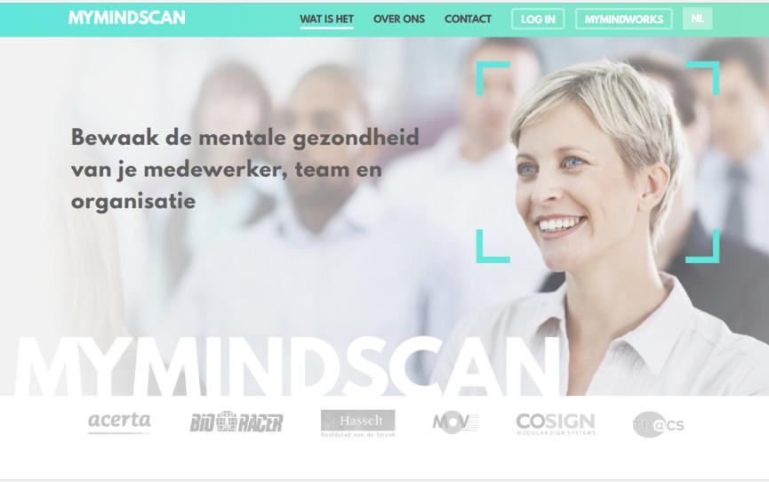 mymindscan homepagina